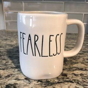 Rae Dunn Fearless Mug